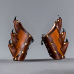 Dragon Claw Bracers