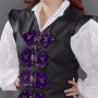 Doublet w Purple Plac