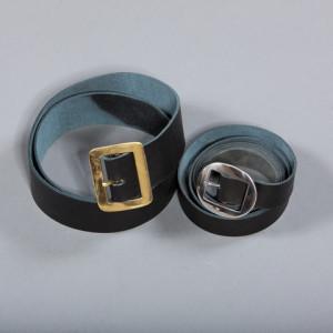 2.5 inch Brass Buckle Belt