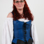 Bodice Blue Front
