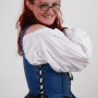 Bodice Blue Side