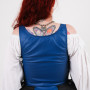Bodice Blue Back